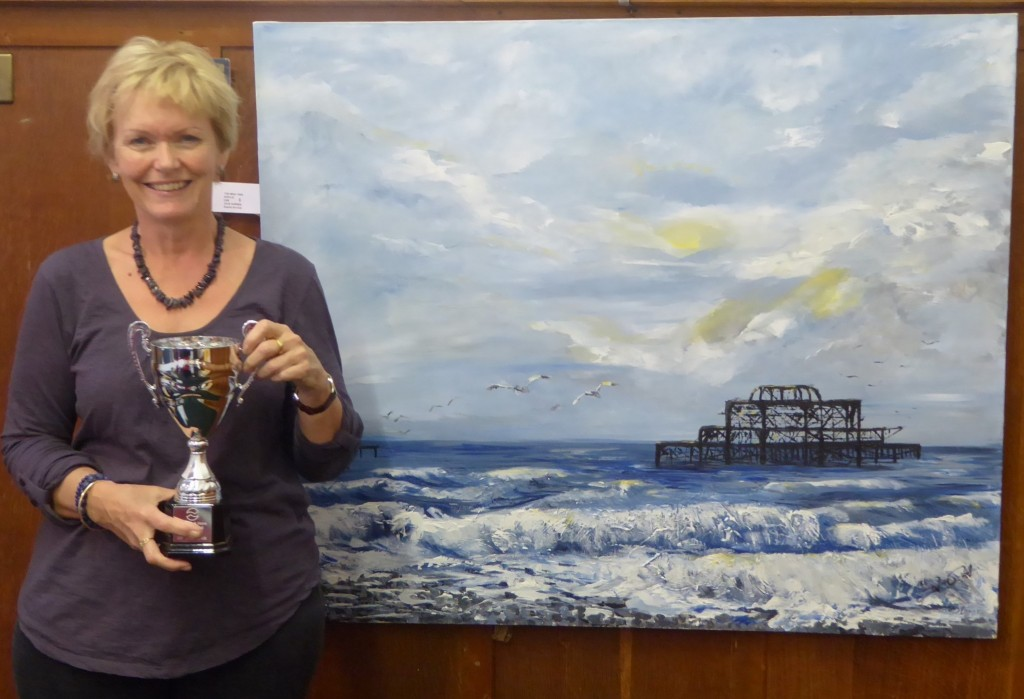 Julie Harries - Dupont Art Club