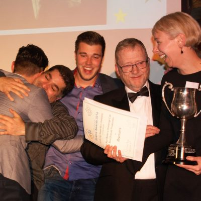 BHAC Drama Awards 2016 winners - Bouncers