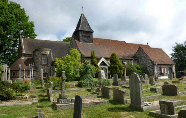 St Peters Church, West Blatchington