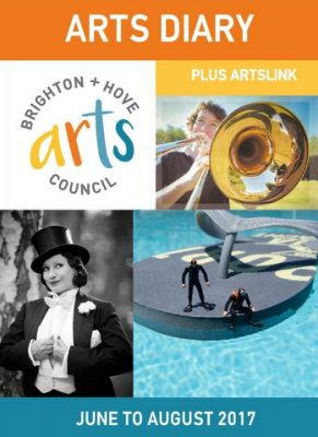 Arts Diary June to August 2017
