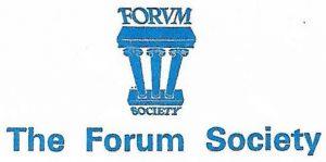 Forum Society's 60th Year