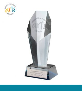BHAC Outstanding Contribution to the Arts Award 2020