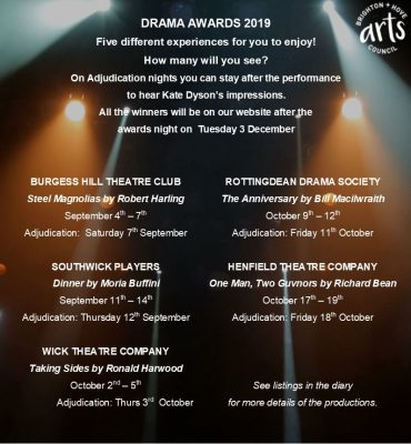 BHAC Drama Awards 2019